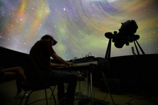 Going, Planetarium Brussels by Andrea Messana